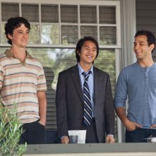 Un compleanno da leoni: Miles Teller e Skylar e Justin Chon sono i tre protagonisti della commedia