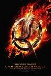 Hunger Games - La ragazza di fuoco: il teaser poster italiano