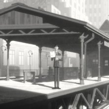Paperman: una scena del cortometraggio d'animazione vincitore del premio Oscar 2013