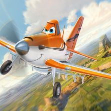 Planes: ecco Dusty, il protagonista del cartoon Disney