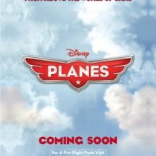 Planes: la locandina del film