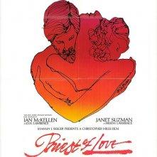 Priest of Love: la locandina del film