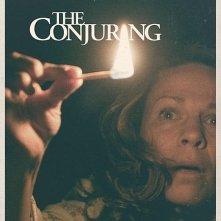 The Conjuring: la locandina del film