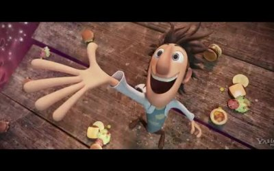 Trailer - Cloudy With a Chance of Meatballs 2