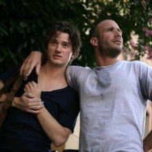 AmeriQua: Bobby Kennedy III con Matteo Taranto in una scena