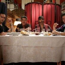 AmeriQua: una scena di gruppo tratta dal film