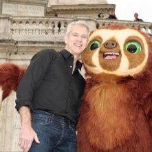 I Croods: Laccio il bradipo a Trinità dei Monti col regista Chris Sanders