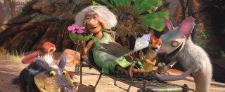 I Croods: la Nonna in un'immagine del film