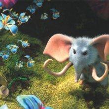 I Croods: un'immagine tratta dal film
