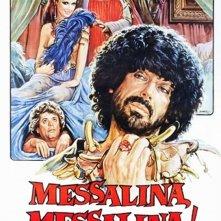 Messalina, Messalina!: la locandina del film