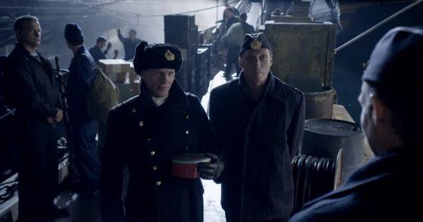 Phantom Ed Harris In Una Scena Con Lance Henriksen 267266