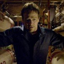 Phantom: Jason Beghe in una scena del thriller