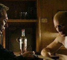 Phantom: William Fichtner con Ed Harris in una scena