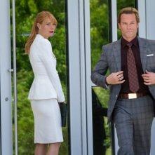 Iron Man 3: Gwyneth Paltrow condivide la scena con Guy Pearce
