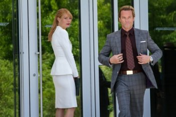 Iron Man 3: Gwyneth Paltrow condivide la scena con Guy Pearce
