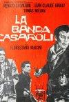 La banda Casaroli: la locandina del film