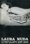 Laura nuda: la locandina del film