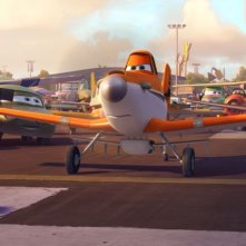 Planes: la prima immagine di Dusty, il protagonista del cartoon Disney
