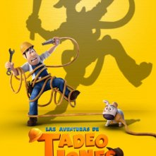 Tad, the Lost Explorer: la locandina del film