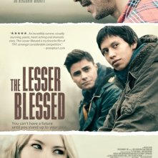The Lesser Blessed: la locandina del film