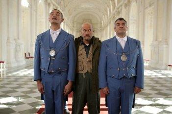 Benvenuto Presidente!: Claudio Bisio in una buffa immagine del film