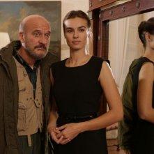 Benvenuto Presidente!: Claudio Bisio insieme a Kasia Smutniak in una scena del film