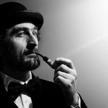 Bishonnen: L'attore Fabrizio Fallacara sul set del terzo episodio