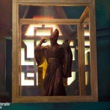 Doctor Who: una scena dell'episodio The Bells of St John