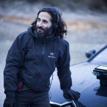 Due agenti molto speciali: il regista del film David Charhon sul set
