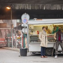 Due agenti molto speciali: Omar Sy insieme al compagno di lavoro Laurent Lafitte in una scena della commedia