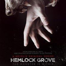 Hemlock Grove: un poster della serie
