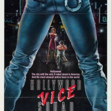 Hollywood Vice Squad: la locandina del film
