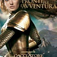 Il cacciatore di giganti: il character poster italiano con la principessa Isabelle