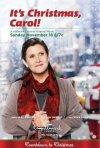 It's Christmas, Carol!: la locandina del film