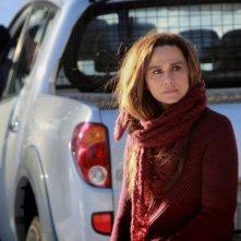 L'ipnotista:Lena Olin in una scena del film nei panni di Simone