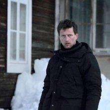 L'ipnotista: Tobias Zilliacus è Joona in una scena del film