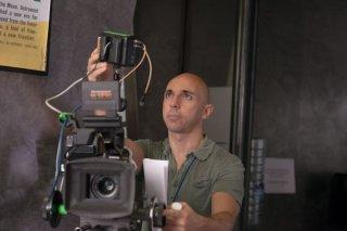 Outing - Fidanzati per sbaglio: il regista Matteo Vicino sul set