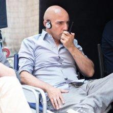 Outing - Fidanzati per sbaglio: il regista Matteo Vicino sul set del film