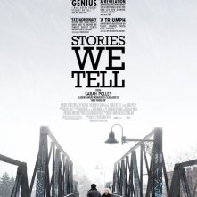Stories We Tell: la locandina del film