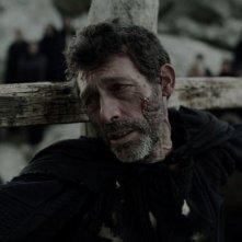 Su Re: una suggestiva immagine tratta dal film diretto da Giovanni Columbu