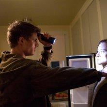 The Host: Saoirse Ronan e Max Irons in una scena del film fantascientifico