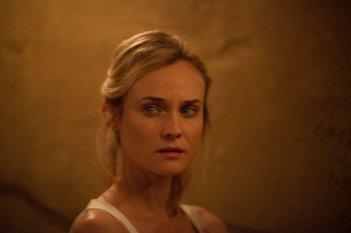 The Host: un intenso primo piano di Diane Kruger tratto dal film