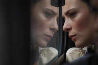 Un giorno devi andare: un intenso primo piano di Jasmine Trinca tratto dal film