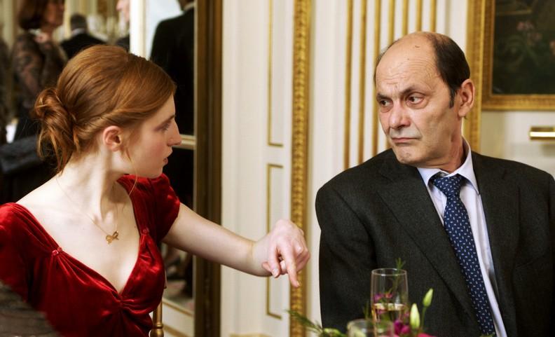 Au Bout Du Conte Jean Pierre Bacri E Agathe Bonitzer In Una Scena 268130