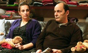 Au bout du conte: Jean-Pierre Bacri e Valérie Crouzet in una scena