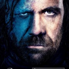 Game of Thrones: Character Poster de il Mastino (The Hound) per la stagione 3