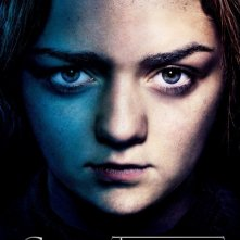 Game of Thrones: Character Poster di Arya per la stagione 3
