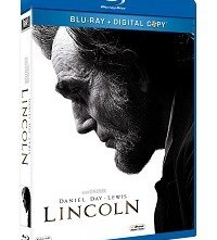 La copertina di Lincoln (blu-ray)