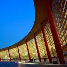 Quanto pesa il suo edificio, Mr. Foster?: l'aeroporto di Bejing progettato da Norman Foster in una scena