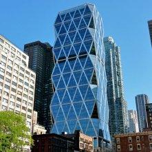 Quanto pesa il suo edificio, Mr. Foster?: la Hearst Tower di New York City in una scena del documentario
